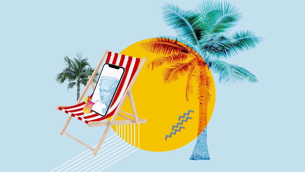 Ma il digital marketing va in vacanza?
